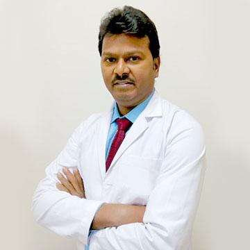 Dr Sandeep Prasad orthopedic doctor